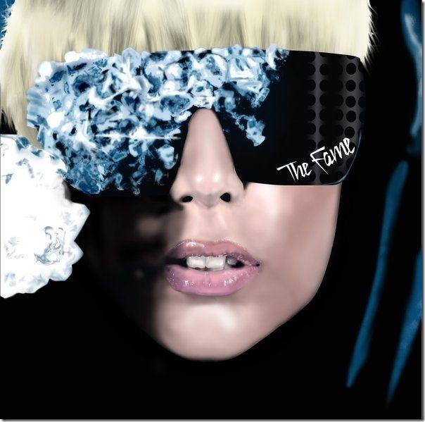 50 desenhos feitos por fãs de Lady Gaga (41)