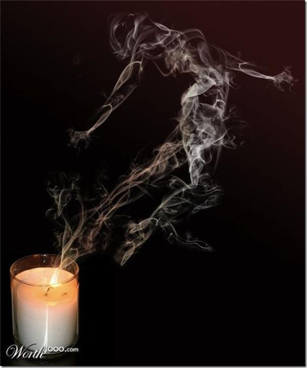 A bela arte feita com a fumaça (8)