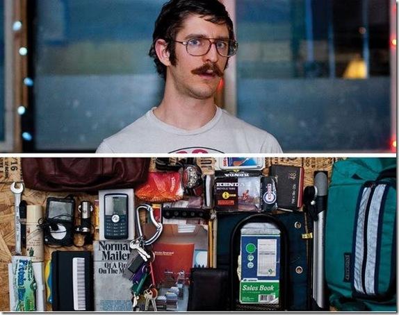 O que as pessoas carregam em suas bolsas durante o dia-a-dia (23)