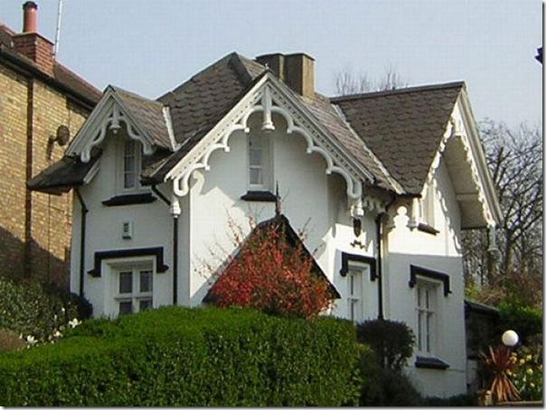 Casas que parecem ter saido de contos de fadas (6)