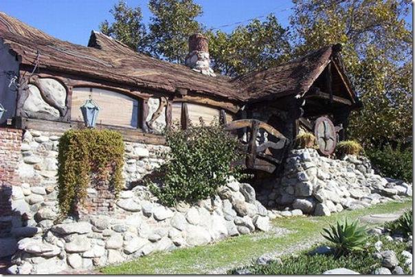 Casas que parecem ter saido de contos de fadas (7)