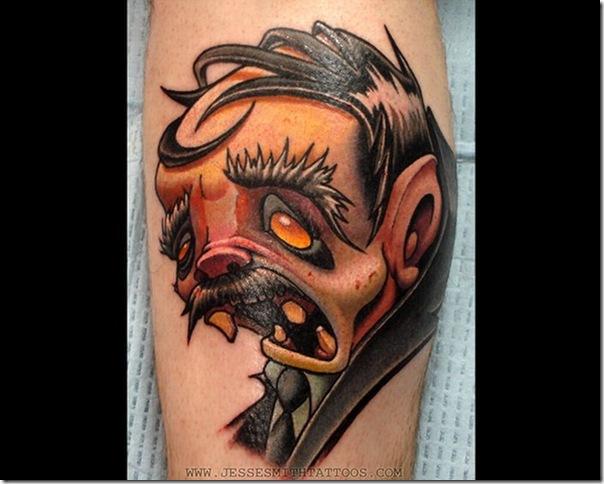 Tatuagens assustadoras por Jesse Smith (10)