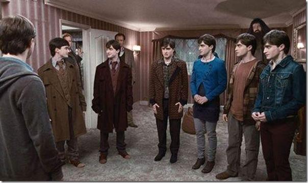 Trailer e imagens de Harry Potter e As Relíquias da Morte - Parte 1