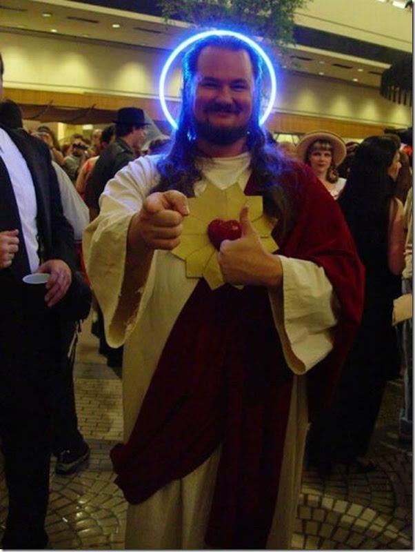 cosplay de jesus
