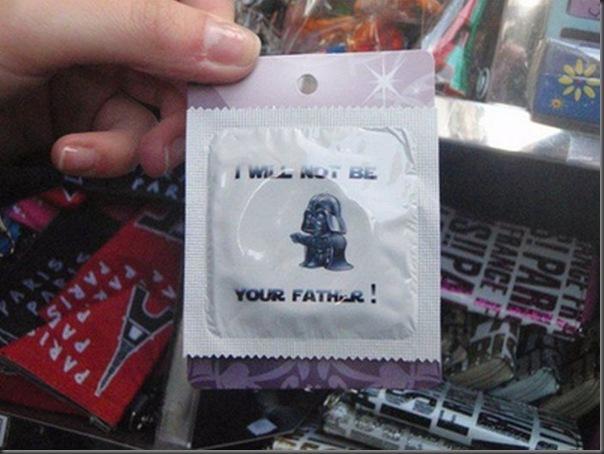 Eu não vou ser seu pai