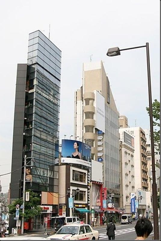 Prédios japoneses finos (6)