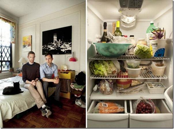 O que as pessoas tem dentro da geladeira (3)