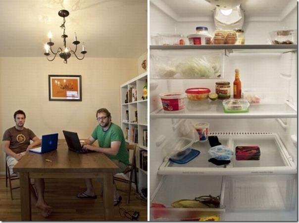 O que as pessoas tem dentro da geladeira (8)