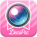 DECOPIC,Kawaii PhotoEditingApp APK for Bluestacks