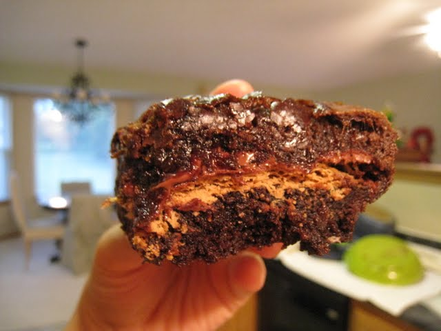 ... Adventures from a Kitchen in Cincinnati: S'mores Stuffed Brownies