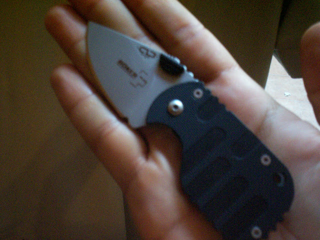 Boker Subcom F  short review - Other Weapons
