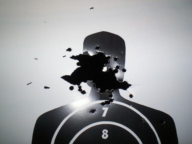 M&P 9mm and Remington 870 - Range Report