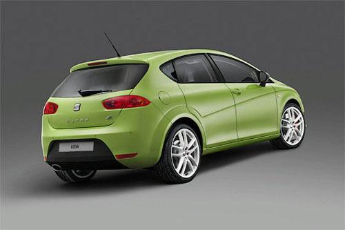 Hatchback Leon Cupra