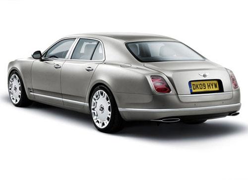 Luxury sedan Bentley