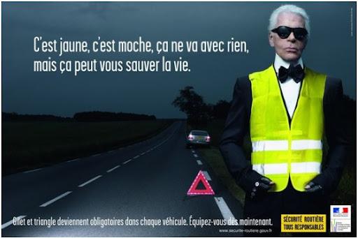 Karl Lagerfeld + Social Interest