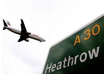 Mission Possible: Heathrow Airport