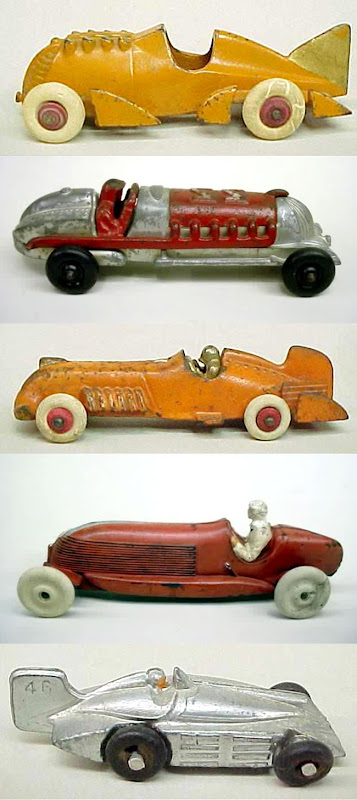 Antique Toy Cars For Sale From Gasoline Alley Antiques ...