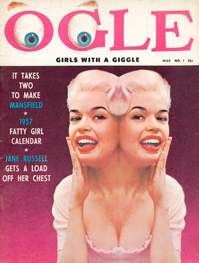 Pin-Up Magazines From The