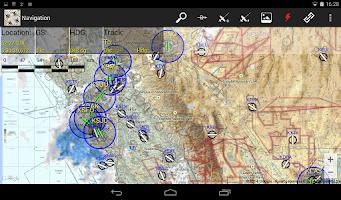 Screenshot of Flight Sim Planner