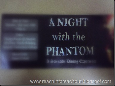 A Night With The Phantom