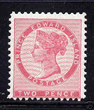 Île-du-Prince-Édouard, two pence