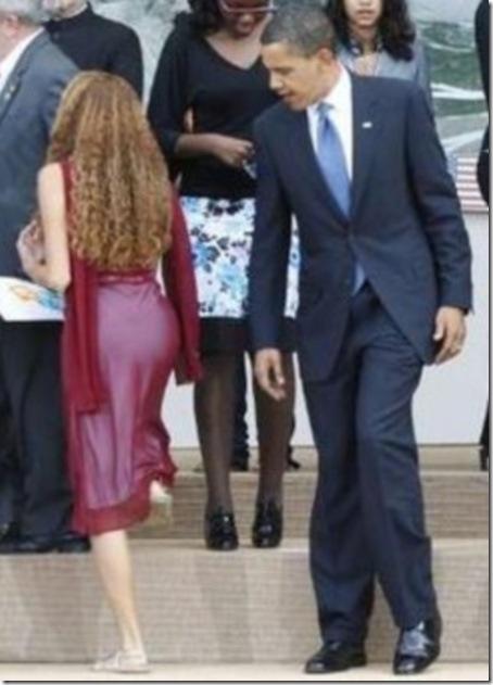 Obama underage booty patrol