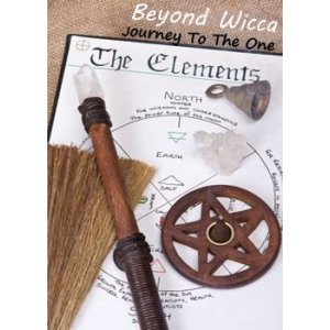 Beyond Wicca Journey To The One The Elements Cover