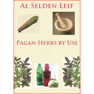 Pagan Herbs By Use Cover