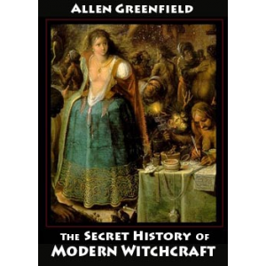 The Secret History Of Modern Witchcraft Cover