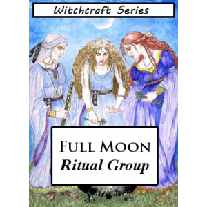 Full Moon Ritual Group Cover