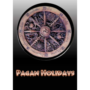 Pagan Holidays Cover