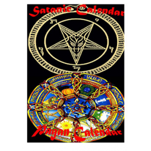 Satanic Pagan Calendars Cover