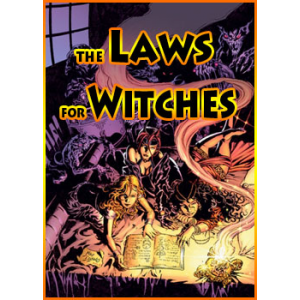 The Laws For Witches Cover