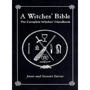 A Witches Bible The Complete Witches Handbook Cover