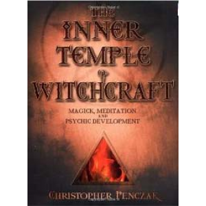 The Inner Temple Of Witchcraft Magick Meditation And Psychic Development Cover