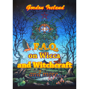 Faq On Wicca And Witchcraft And More Cover