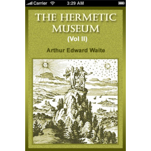 The Hermetic Museum Cover