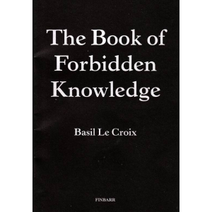 The Book Of Forbidden Knowledge Cover