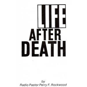 On Life After Death Cover