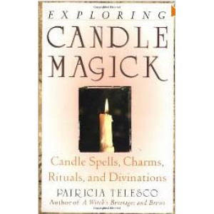 Exploring Candle Magick Cover