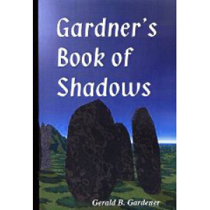 The Garnerian Book Of Shadows Cover