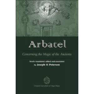 Arbatel Of Magic Or The Spiritual Wisdom Of The Ancients Cover