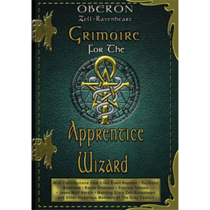 Grimoire For The Apprentice Wizard Cover