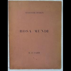 Rosa Mundi Cover