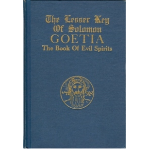 The Lesser Key Of Solomon Goetia The Book Of Evil Spirits Cover