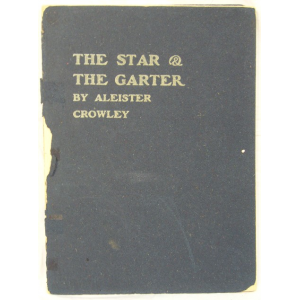 The Star And The Garter Cover