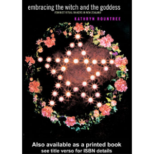 Embracing The Witch And The Goddess Cover