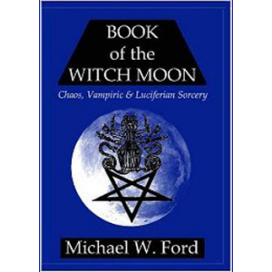 The Book Of The Witch Moon Cover