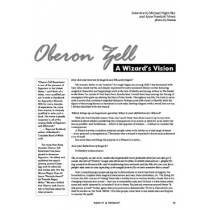 Oberon Zell Interview A Wizard Vision Cover