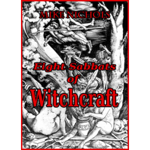Eight Sabbats Of Witchcraft Cover